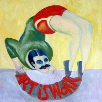 'Art is Work' by Juliane Pieper