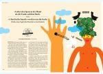 Das Magazin: Sprichwörterkolumne Der Spatz in der Hand und die Taube auf dem Dach