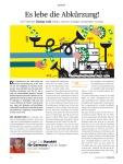 Das Handelsblatt: Über schwierige Anlagengeschäfte