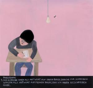 Juliane Pieper painting