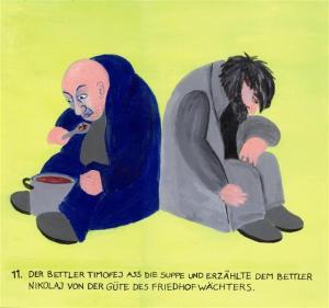 Juliane Pieper - Der Zusammenhang / The Connection by Daniil Kharms