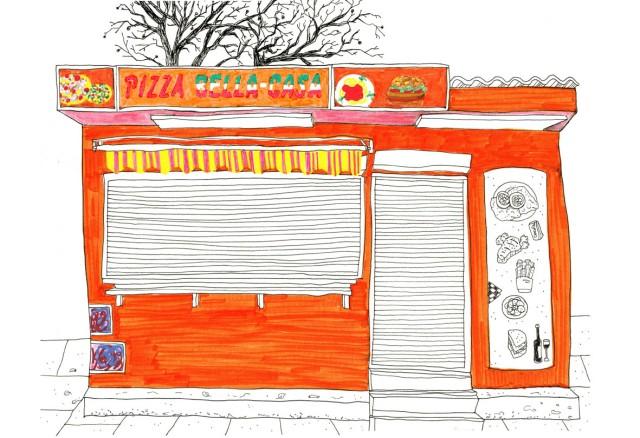 web Pizza Bella Casa