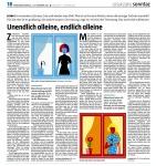 """Juliane Pieper, """"Unendlich alleine, endlich alleine"""""""