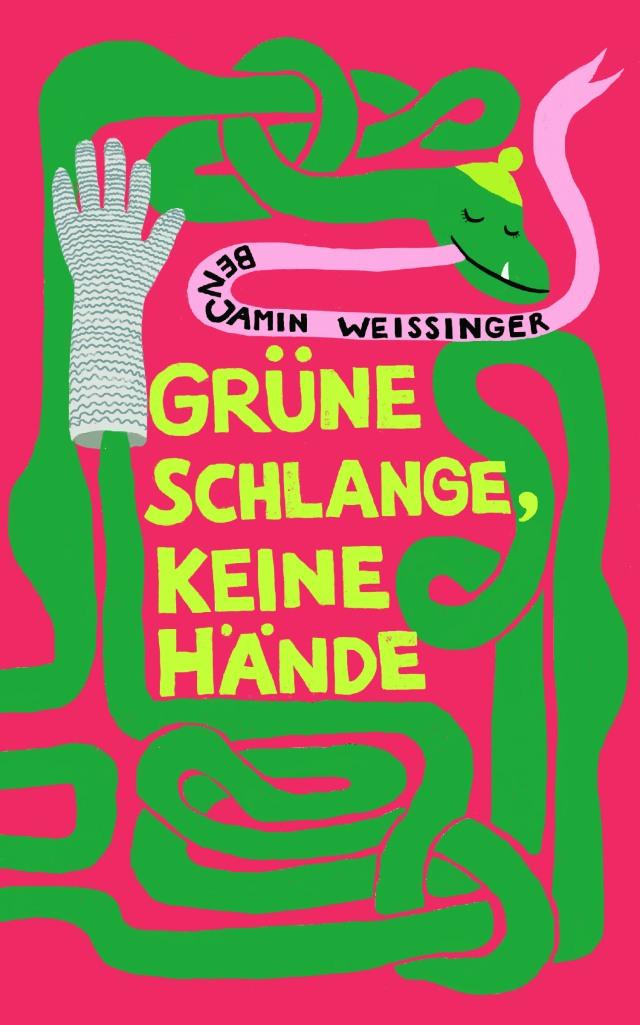 Umschlag Benjamin Weissinger Gruene Schlange_02-2